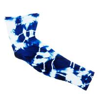 Red Lion Tie Dyed Compression Pattern Athletic Arm Sleeves (