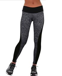 Manstore Women's Tights Active Yoga Running Pants Workout