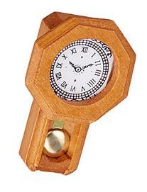 Timeless Miniatures-Pendulum Wall Clock
