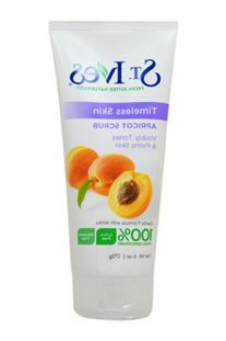 Timeless Skin Renew & Firm Apricot Scrub by St. Ives for