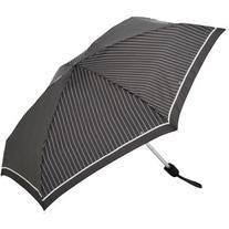 Fulton Tiny-2 Classics Compact Folding Umbrella, Black/White