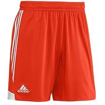 Adidas Men's Tiro 13 Soccer Shorts , Orange White, L