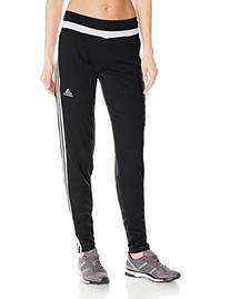 adidas Performance Women's Tiro Training Pant, Large, Black/