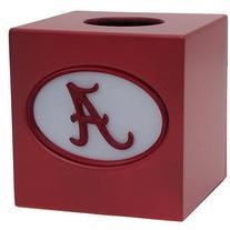 Fan Creations Alabama Crimson Tide Tissue Box Cover