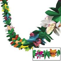 Fun Express Tissue Flower Garland