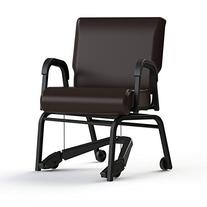 TITAN Royal EZ Assistive Moving Swivel Chair with Arms - 20-