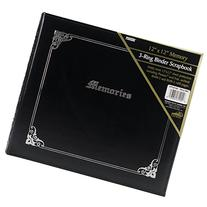 Pioneer Photo Albums TM-12 12 by 12-Inch 3-Ring Italian