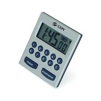 CDN TM30 Direct Entry 2-Alarm Timer-Alarm Sounds or Vibrates