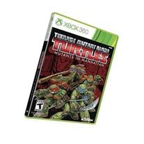 Tmnt Mutants Manhattan X360, XBox 360 Games