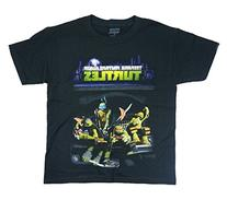 TMNT Short Sleeve T-Shirts- Boys 8-20 Assorted Styles