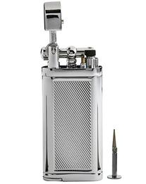 Tobacco Pipe Lighter With Tamper & Pick - All in One - Flint