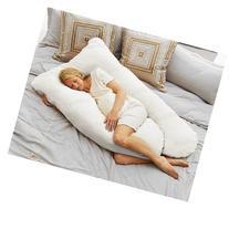 Today's Mom Coolmax Pregnancy Pillow, White 1 ea