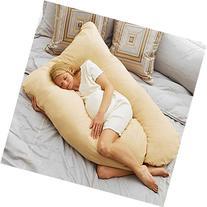 GZYF Mom Cozy Comfort Pregnancy Pillow Maternity Belly
