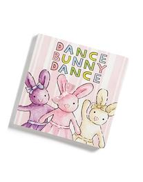 Toddler Girl's 'Dance Bunny Dance' Book