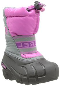 Sorel Toddler Cub Winter Boot , Very Berry/Razzle, 7 M US