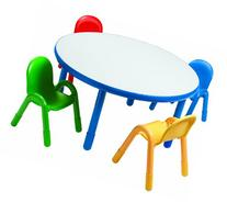 Angeles Toddler Table & Chair Set Colors May Vary