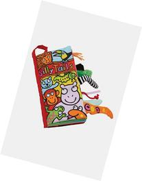 Toddler 'Silly Tails' Touch & Feel Book