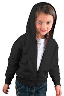Rabbit Skins Toddler 7.5 oz Full-Zip Hoodie 3346