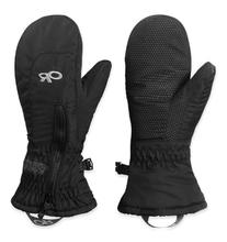 Outdoor Research Toddlers' Adrenaline Mitts, Black, Small