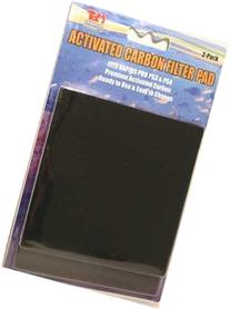 KollerCraft TOM Replacement Activated Carbon Pad, 2-Pack