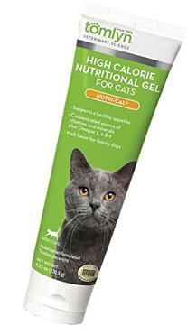 Tomlyn High Calorie Nutritional Gel for Cats,  4.25 oz