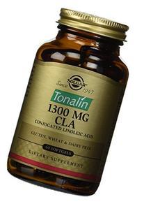 Solgar Tonalin CLA 1300 mg Softgels, 60 S Gels 1300 mg