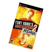 Tony Hawk's Underground 2 Remix - Sony PSP
