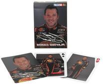 NASCAR Tony Stewart Playing Cards