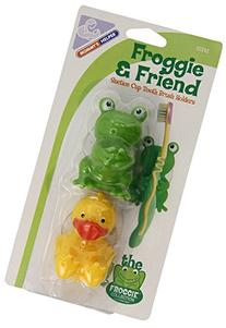 Mommys Helper Toothbrush Holders, Froggie and Friend 22292
