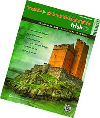 Top-Requested Irish Sheet Music: 21 Popular and Traditional