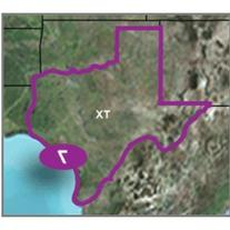 Garmin TOPO US 24K Texas Map