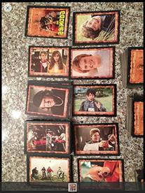 1985 Topps Goonies Trading Card Set  Cards