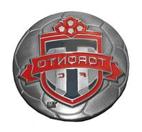 Toronto FC MLS Belt Buckle Soccer