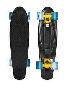"Kryptonics 22.5"" Original Torpedo Complete Skateboard"