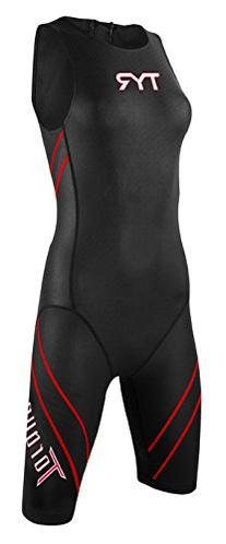 TYR Women's Torque Pro Swimskin Black XL SCSF6A
