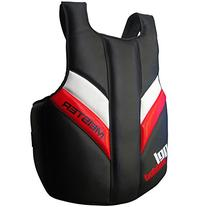 Meister Full Torso Chest Guard w/ GEL Padding for MMA,