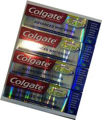 Colgate Tot Adv Gel Cln Size 4z Colgate Total Advanced Clean