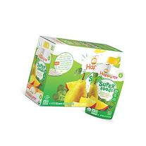 Happy Tot Organics Super Foods, Pears, Mangos and Spinach +