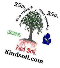 """Kind Soil """"Hot Soil"""" 25 lbs. Total Weight"""