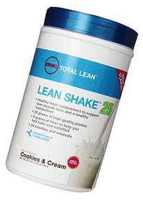 GNC Total Lean Shake, Cookies and Cream, 1.83 Pound