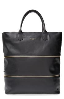 Longchamp '2.0' Tote Bag - Black
