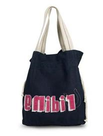 Sports Katz Tote Riding Navy/ Fuchsia