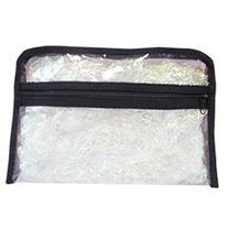City Lights Totes Large Cosmetic Bag, Clear