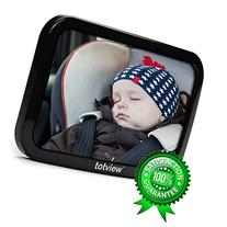 Baby Car Mirrors by Totview - Adjustable Carseat Mirror For