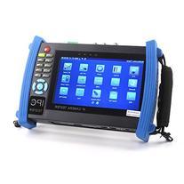 Woshida 7 Inch Touch Screen IP Camera Tester Analog Test