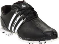 Adidas Tour360 ATV Tour 360 Golf Shoes White/Metallic Silver