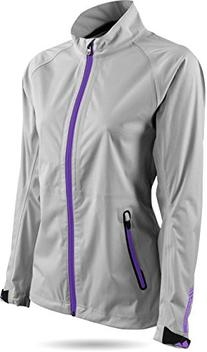 Sun Mountain Tour Series Golf Jacket 2016 Ladies Titanium/