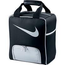 Nike Golf Tour Shag Bag, Black/Silver