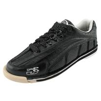 900 Global Tour Ultra Black Bowling Shoes- Right Hand
