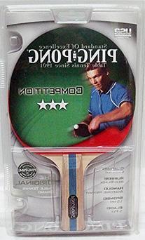 Ping Pong Brand Tournament Racket Three 3 Star 2.0mm Paddle